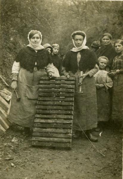 Les femmes girondines dans la guerre économique