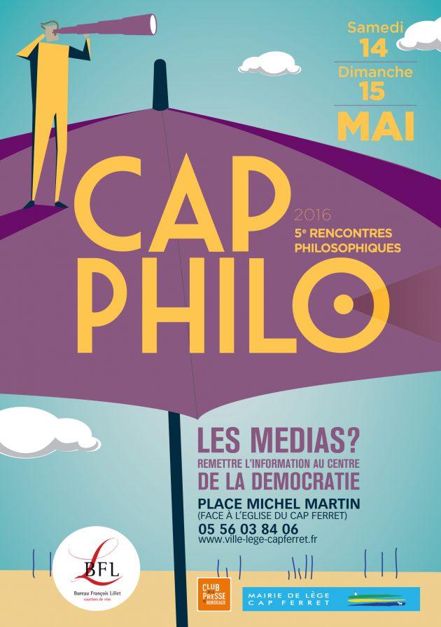 Cap Philo propose : Remettre l'information au centre de la démocratie