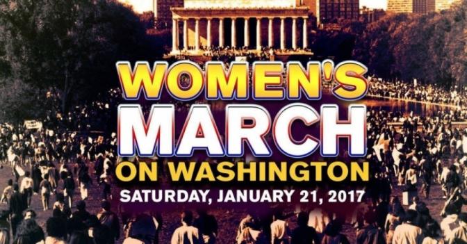 La «longue marche des femmes»