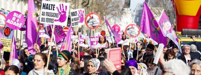 Droits des femmes, un combat toujours actuel